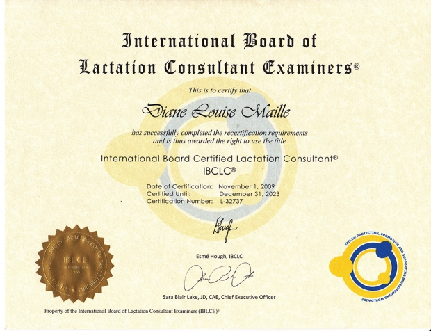 International Board of Lactation Consultant Examiners